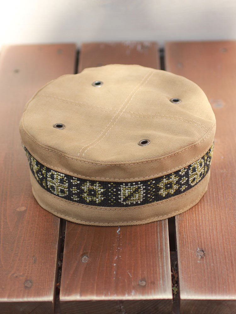 African ethnic Kufi hat skullcap Marrakesh 03 buy in Moscow - Bluggae ae52a8828d3b