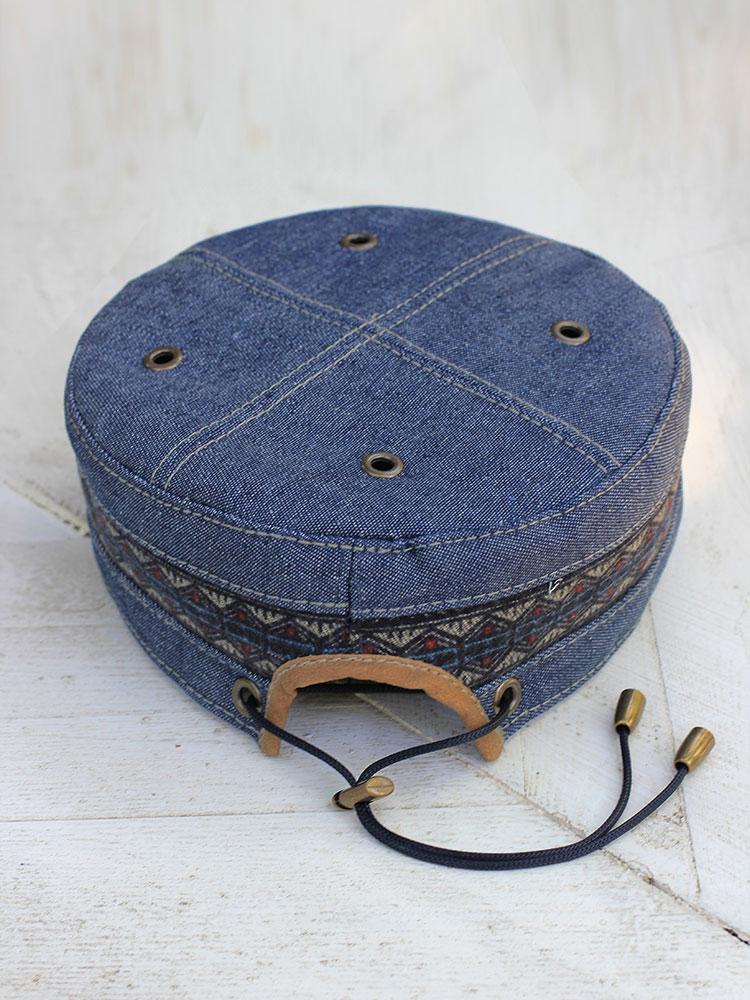 ... Африканская шапочка куфи тюбетейка Twilight Blues TLB-HATS-03 ... 03bb5662c534