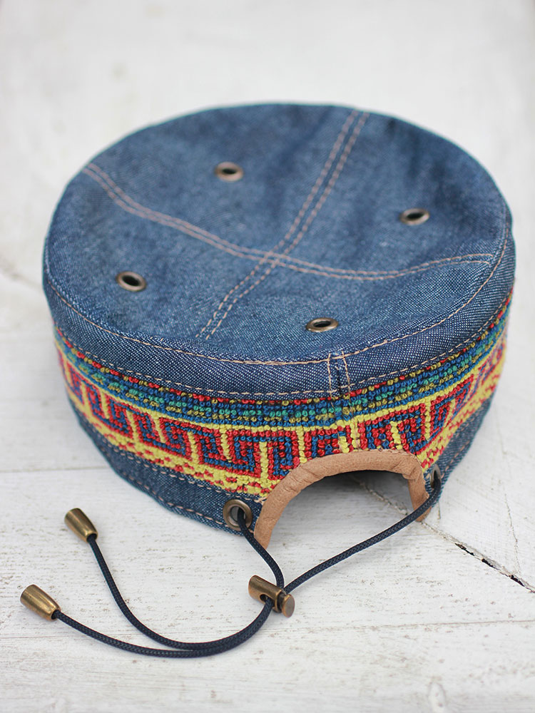 African ethnic Kufi hat skullcap Marrakesh 05 buy in Moscow - Bluggae 2587c10a6654
