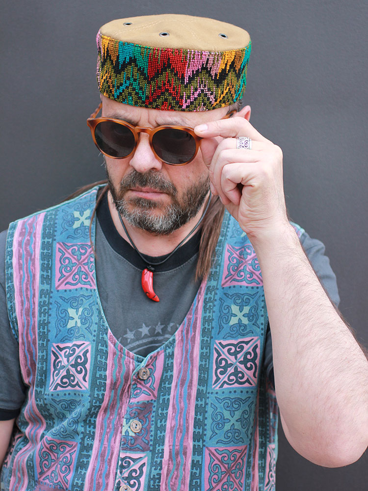 African ethnic Kufi hat skullcap Marrakesh 06 buy in Moscow - Bluggae b34c992c12e
