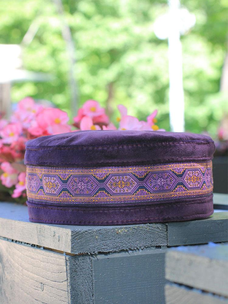African ethnic Kufi hat skullcap Marrakesh 011 buy in Moscow - Bluggae 5345996068ef